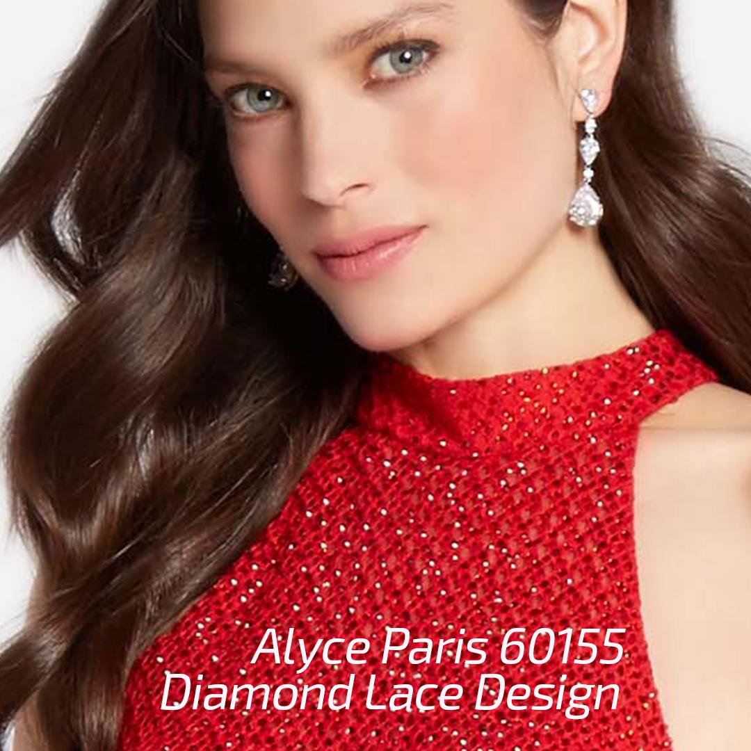 Alyce Paris | 60155 - Diamond Lace Design