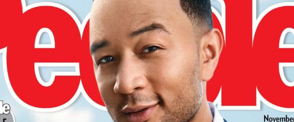 Sexiest Man Alive John Legend